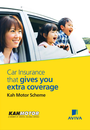 Aviva-Insurance-Brochure Honda - Kah Motor - Insurance