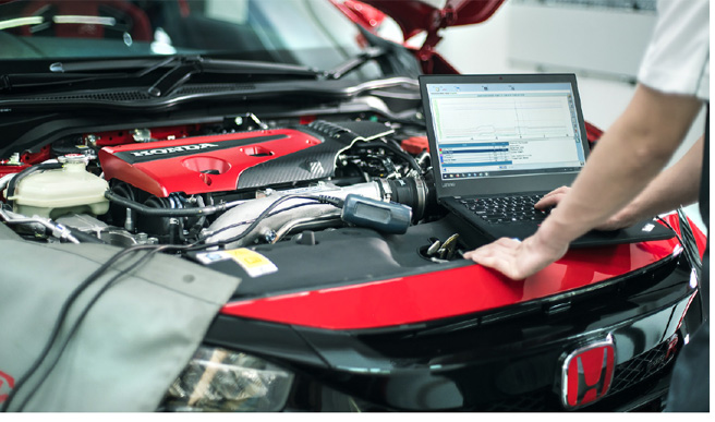 Preventative-Maintenance-Services Honda - Kah Motor - One Stop Service
