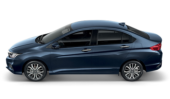 Cosmic-Blue-Metallic Honda City