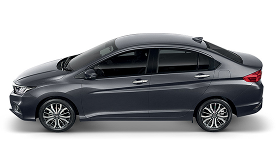 Modern-Steel-Metallic Honda City