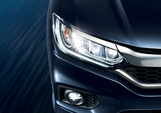 led-daytime-share Honda City