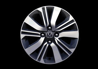 v-alloy-wheel Honda City