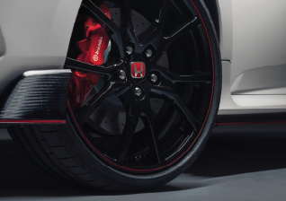 20-alloy-wheels Honda Civic Type R