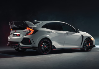 advanced-aerodynamic-design Honda Civic Type R