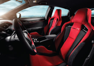 TypeR-Bucket-Seats Honda Civic Type R