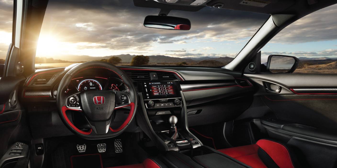 interior-img Honda Civic Type R