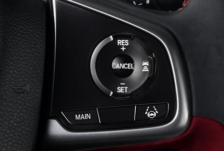 Cruise_Control Honda Civic Type R