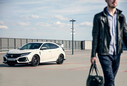 walk-away-auto-lock Honda Civic Type R