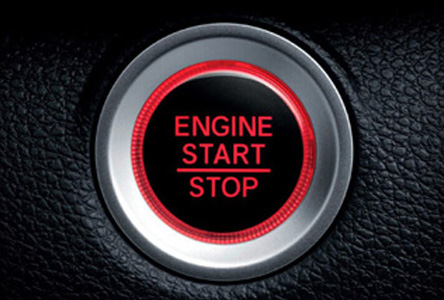 Push-Start-Button Honda Civic Type R
