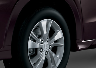 lx-16-Alloy-Wheels Honda HR-V