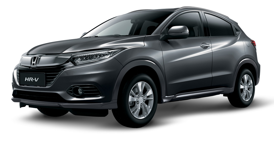Ruse-Black-Metallic Honda HR-V