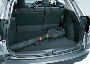 Spacious-Cargo-Space-Share Honda HR-V