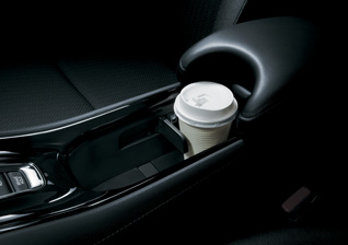 cup-holder-share Honda HR-V