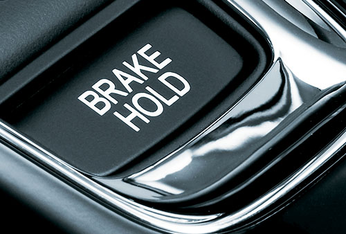 Brake_Hold_Function Honda HR-V