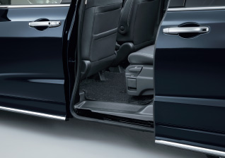 low-floor-platform-share Honda Odyssey