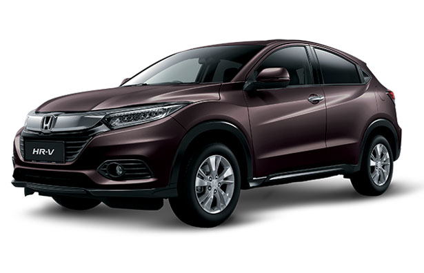 HRV_DX Honda HR-V