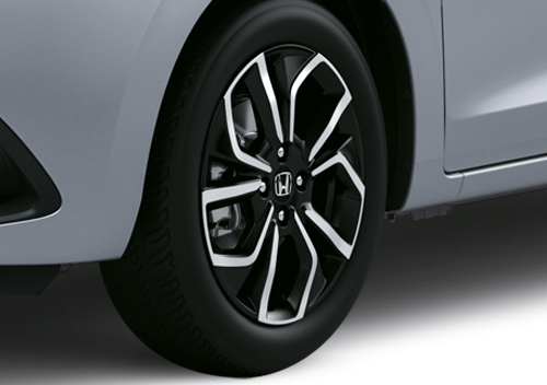 Base-Rims Honda All-New Jazz