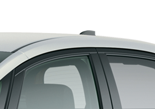Hybrid-Fin-Antenna Honda All-New Jazz