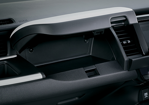 Glovebox Honda All-New Jazz