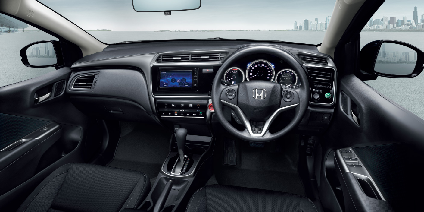 sv-interior-view Honda City