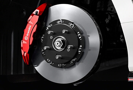 Brakes Honda Civic Type R