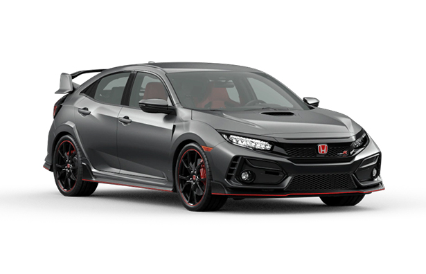 Polished_Metal_Metallic Honda Civic Type R