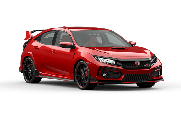 Rallye_Red Honda Civic Type R