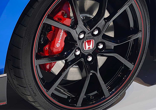 Alloy-Wheels Honda Civic Type R