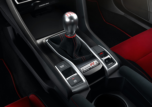 Aluminium-Shift-Knob_New Honda Civic Type R