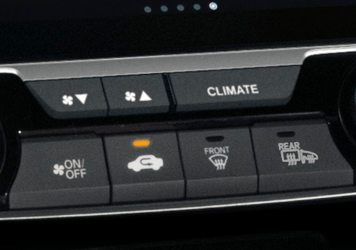 Climate-Control-Buttons---New Honda Civic Type R
