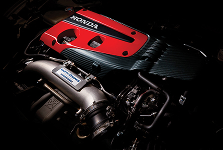 Engine Honda Civic Type R