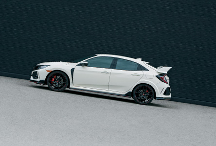 Hill-Start-Assist Honda Civic Type R