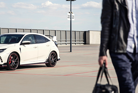 Walk_Away_Auto_Lock Honda Civic Type R