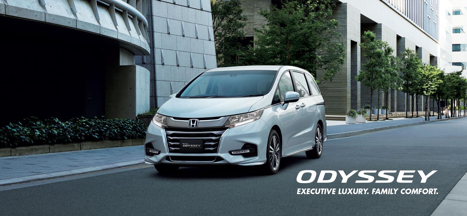 Odyssey_Revised Honda Odyssey