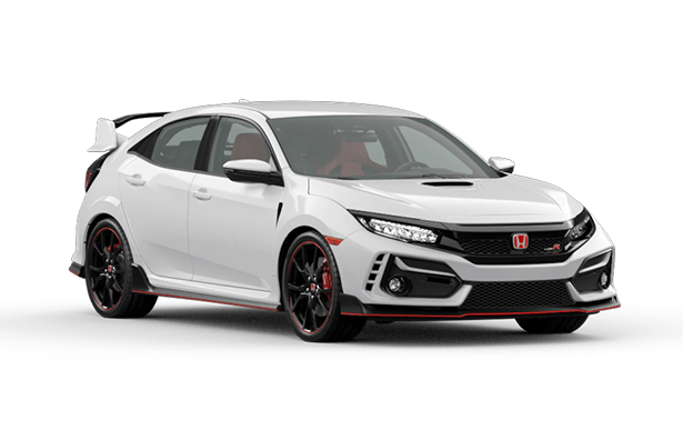 Championship_White Honda Civic Type R