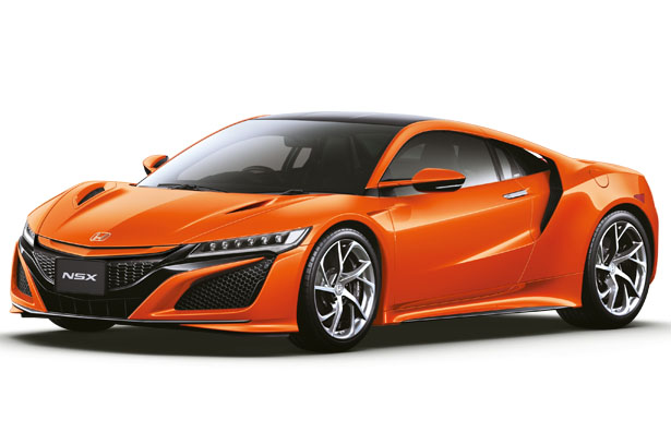 nsx New Cars